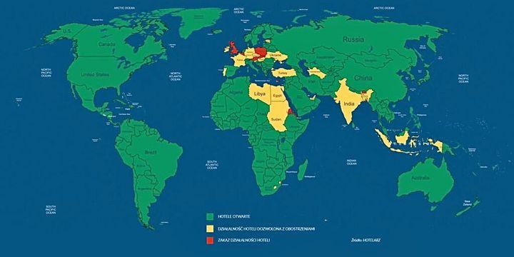 Polska wśród 8 państw na świecie, które